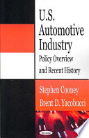 U.S. Automotive Industry