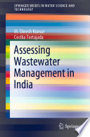Assessing Wastewater Management in India