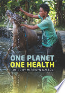 One Planet  One Health Book