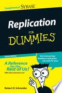 Replication For Dummies