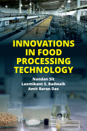 Innovations In Food Processing Technology Book PDF