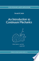 An Introduction to Continuum Mechanics   after Truesdell and Noll Book