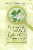 Variation and Evolution in Plants and Microorganisms: