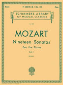 Nineteen Sonatas for the Piano