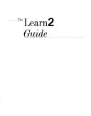 The Learn2 Guide Book