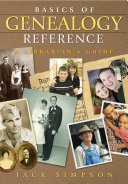 Basics of Genealogy Reference: A Librarian's Guide [Pdf/ePub] eBook