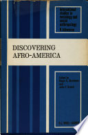 Discovering Afro America