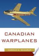 Canadian Warplanes Book PDF