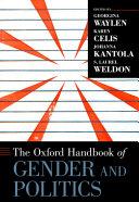 The Oxford Handbook of Gender and Politics Pdf/ePub eBook