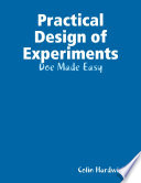 Practical Design of Experiments   Doe Made Easy