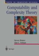 Computability and Complexity Theory [Pdf/ePub] eBook