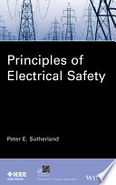 Principles Of Electrical Safety Book PDF
