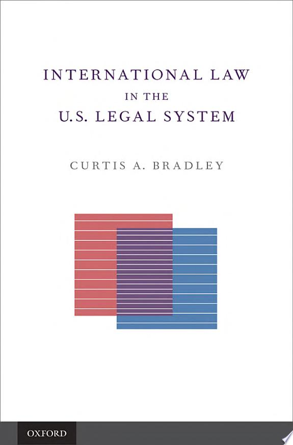 International Law in the U.S. Legal