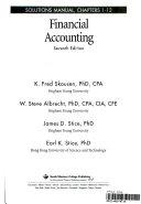 Financial Accounting E7 Sm