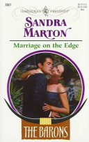 Marriage on the Edge Book