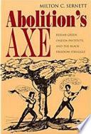 Abolition S Axe