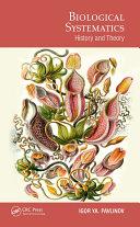 Biological Systematics Pdf/ePub eBook