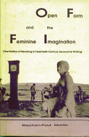 Open form and the feminine imagination