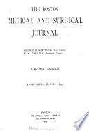 The Boston Medical and Surgical Journal Book