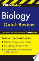 Cliffsnotes Biology Quick Review