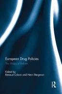Pdf European Drug Policies Telecharger