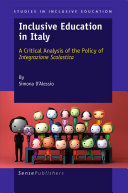 Pdf Inclusive Education in Italy Telecharger