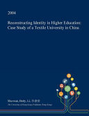 Reconstructing Identity in Higher Education