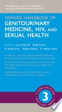 Oxford Handbook of Genitourinary Medicine  HIV  and Sexual Health