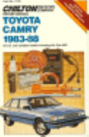 Toyota Camry 1983 88