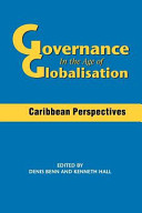 Governance in the Age of Globalisation