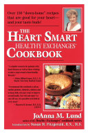 The Heart Smart Healthy Exchanges Cookbook Book PDF