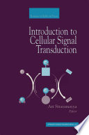 Introduction To Cellular Signal Transduction Book PDF