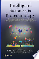 Intelligent Surfaces in Biotechnology Book