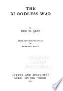 The Bloodless War Book PDF