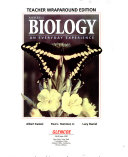 Teacher s Wraparound Edition  Twe Biology Everyday Experience Book
