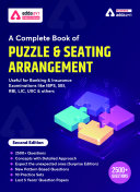 Pdf A Complete eBook of Puzzles & Seating Arrangement (Second English Edition) Telecharger