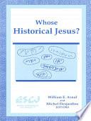 Whose Historical Jesus