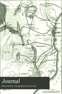 Pdf The Journal of the Manchester Geographical Society