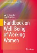 Handbook on Well-Being of Working Women [Pdf/ePub] eBook