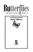 Butterflies of Southern Africa Book