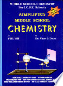 Simplified Middle School Chemistry For Std. Viii