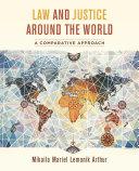 Law and Justice around the World Pdf/ePub eBook
