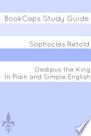 Oedipus The King In Plain And Simple English PDF