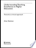 Understanding Teaching Excellence in Higher Education