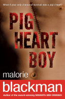 Pdf Pig-Heart Boy Telecharger