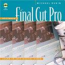 Beginner's Final Cut Pro