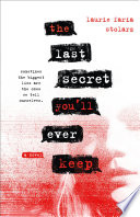 The Last Secret You ll Ever Keep Book PDF