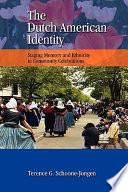 The Dutch American Identity Pdf/ePub eBook