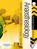 Anaesthesiology E Book Book