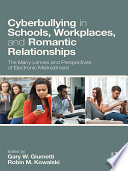 Cyberbullying in Schools  Workplaces  and Romantic Relationships